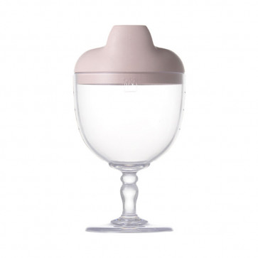Reale  Sippy Wine Cup / Sommelier / Baby Pink No Box